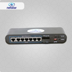 Reverse PoE Switch With...