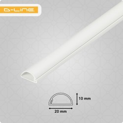 20x10mm Micro+ Trunking 2m...