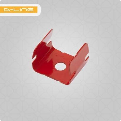 Red Safe-D30 Clip