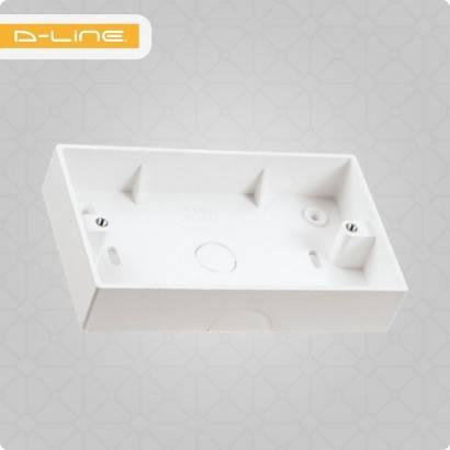 Twin Surface Box