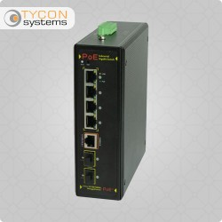 Managed Industrial 6 Port...