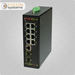 Managed Industrial 10 Port...