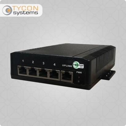 5 Port 802.3af POE Gigabit...