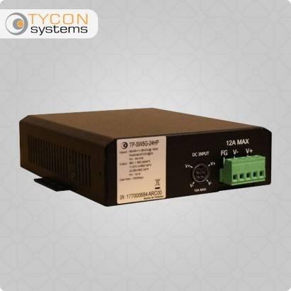 High Power 5 port Gigabit...