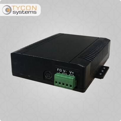 8 Port 10/100Mb 802.3af/at...