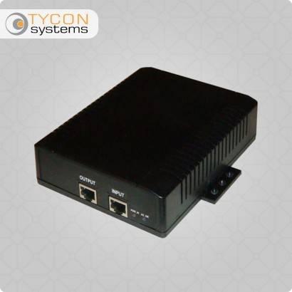 10-60VDCin, Passive Gigabit...