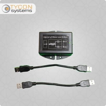 Dual USB to 48V Passive PoE...