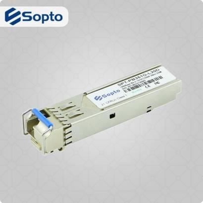 SFP BIDI 1.25G & 10G LC...