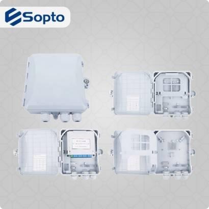 8 Core Fiber Splitter...