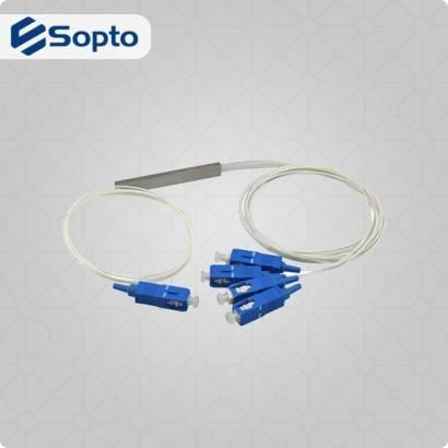 Splitter PLC Steel Tube 1*4