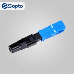 Optical Fast Connector SC/UPC