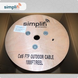 CAT6 Outdoor FTP Cable