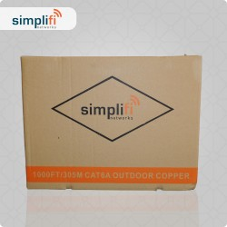 CAT6A Outdoor FTP Cable |...