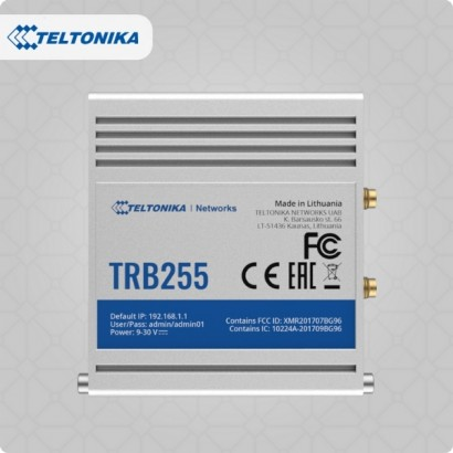 TRB255 Gateway